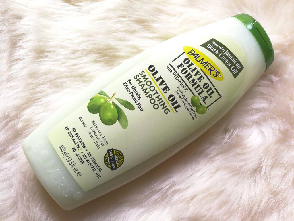 Palmer's olive oil formula shampoo
